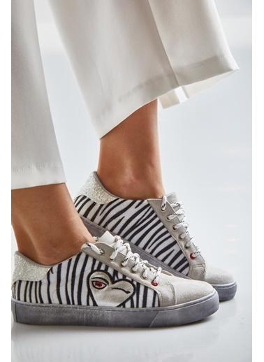 Tripy Sneakers Taş